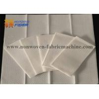 Buy cheap Decorative Linen Like Paper Guest Hand Towels Custom Printed Patterns from wholesalers