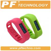 Buy cheap Bluetooth 4.0 Bluetooth Watch Bracelet Pedometer With Lithium Battery from wholesalers