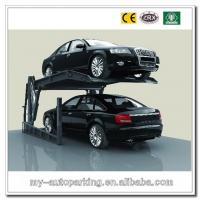 Buy cheap High Quality CE Double Deck Parking/ Ravaglioli/ Car Lifts for Home Garages for 2 Cars product
