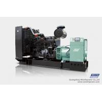 Buy cheap Diesel Generator with Cummins/Perkins engines STAMFORD alternator genset power plant from wholesalers