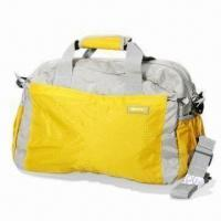 Buy cheap Duffel Bag, Made of Nylon, Measures 52 x 31 x 20cm, Waterproof and Portable in Various Colors from wholesalers