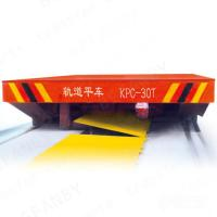 Buy cheap High Frequency Production Line Trailer On Rails With Proximity Switch from wholesalers