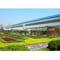 Buy cheap Economic ASTM Metal Structure Buildings , Fabricated Workshop Steel Structure from wholesalers