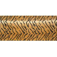 Buy cheap 100% polyester tiger skin printed polar Fleece fabric from wholesalers