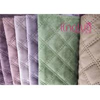 Buy cheap 100% Polyester Sofa Cushion Cover Material Plain Dyed 140-320cm Width from wholesalers