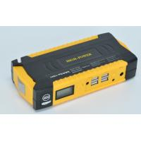 Buy cheap 600A  Peak Current 18000mah Emergency Power Bank Portable Car Jump Starter Battery from wholesalers