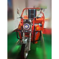 Buy cheap Cargo Transportation Electric Delivery Tricycle , Eco Friendly Battery Rickshaw from wholesalers