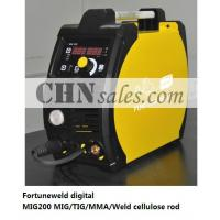 Buy cheap professional digital MIG-TIG-MMA welding machines on chnsales.com,contact Belinda from wholesalers
