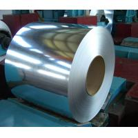 Buy cheap SGCC Outside Walls Hot Dip Galvanising Steel Coils , Galvanized Steel Roll from wholesalers