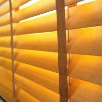 Buy cheap Venetian Blinds, Used as Solid Timber/Wooden Curtains and Blinds/Shutters/Louvre from wholesalers