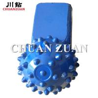 Buy cheap Soft Formation Roller Cone Drill Bit / Tricone Palm Bit Low Compressive from wholesalers