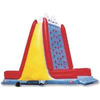 Buy cheap Amusement Park Inflatable Sports Games Children Inflatable Rock Climbing Wall from wholesalers