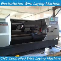 Buy cheap Delta Electro Fusion Wire Laying Machine/ E/F coupler wire laying machine from wholesalers