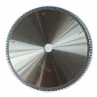 Buy cheap 10 Inch 100 Tooth Tungsten Carbide Tipped Circular Saw Blade For Metal from wholesalers