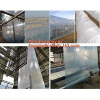 Buy cheap Multi-Span Plastic Film Cover Natural Ventilation Vegetable Greenhouse,Greenhouse Kits Plastic Greenhouse 200 micron gre from wholesalers