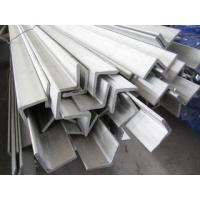 Buy cheap Construction Structural Hot Rolled Hot Dipped Galvanized Angle Iron / Equal Angle Steel from wholesalers