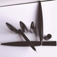 Buy cheap ABS Material Eyeliner Pencil Packaging Streamline Shape With Any Color from wholesalers