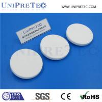Buy cheap High Quality Manufacturing Al2O3 Alumina Ceramic Wafer from wholesalers