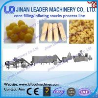 Buy cheap Jam center core filling snack food machine making machine processing line from wholesalers