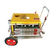 Buy cheap Yellow Cable Hauling Machine For Cable Puller , Efficient Wire Laying Machine from wholesalers
