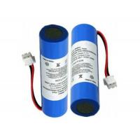 Buy cheap 2600mAh 3 7v Li Ion Battery 18650 1S1P For Lighting / Solar Power , 1 Year Warranty from wholesalers