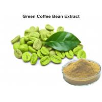 Buy cheap Natural Plant Extract Powder 45% Chlorogenic Acid 100 Pure Green Coffee Bean Extract Caffeine Capsules from wholesalers
