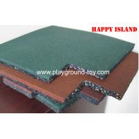 Buy cheap Different Size Or Thickness Outdoor Safe Playground Floor Mat For Park RYA-22906 from wholesalers