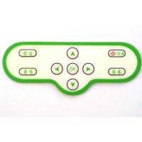 China Copper Film Pet Prototype Flexible Tactile Membrane Switch For Telephone Systems on sale