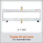 Buy cheap Picanol Air Jet Loom Heald Frame For A Weaving Machine , Heald Nankai Frames from wholesalers