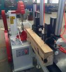 Buy cheap Circular Saw Blade Cutting Wood,Horizontal Style Twin Blades Circular Saw Mill from wholesalers