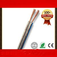 Buy cheap High quality transparent Speaker Cable from wholesalers