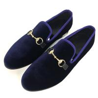 Buy cheap OEM Design Suede Leather Mens Black Flat Shoes Lace Up Materials Comfortale from wholesalers