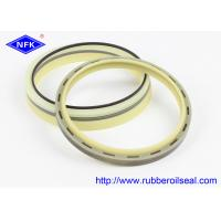 Buy cheap DX380LC DAEWOO Excavator Seal Kit , Polyurethane Wiper Seal For Hydraulic Cylinder from wholesalers