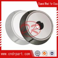 Buy cheap cbn grinding wheel for glass from wholesalers