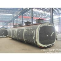 Buy cheap SHAC-MAN tanker Truck upper oil tank body WhatsApp:8615271357675 from wholesalers