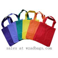 Buy cheap high quality 100% new material non woven bag factory direct good print from wholesalers
