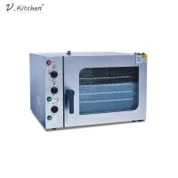 Buy cheap Electricity 6 Tray 300℃ Combi Convection Oven from wholesalers