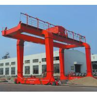 Buy cheap DCS37t -15m - 09m Launching Girder Bridge / Crane Gantry With Trolley ISO9001 from wholesalers