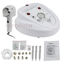 Buy cheap 2 in 1 Skin resurfacing Diamond tip Microdermabrasion machine with cold and hot hammer from wholesalers