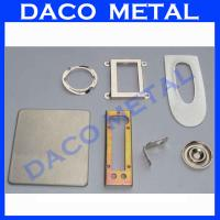 Buy cheap chinese manuafacturer of metal punching stamping from wholesalers