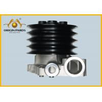 Buy cheap Aluminum Case ISUZU Water Pump 8976027812 With 4 Belts Pully For 6HK1 FVR from wholesalers