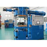 Buy cheap Custom Horizontal Rubber Injection Molding Machine 400 Ton For Arm Bushing Silicone Parts from wholesalers