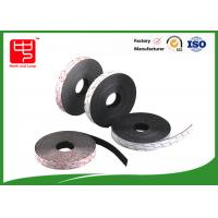 China 100% nylon adhesive hook and loop roll , 3M strong power hook and loop tape fasteners on sale