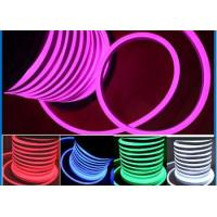 Buy cheap DC 24 Volt RGB LED Neon Flex14 X 26mm Dimension SMD5050 Tri Chip LED from wholesalers