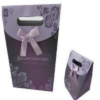 Buy cheap Beautiful Printing Paper Bag- A4 Size Customized Design from wholesalers