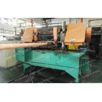 Buy cheap Horizontal Copper Continuous Casting Machine For 100mm Red Copper Pipes from wholesalers