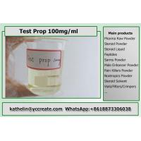 Buy cheap Healthy Oil Based Steroids Testosterone Propionate 100mg/ml Test Prop 100 For Adult from wholesalers