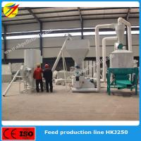 Buy cheap Feed pellet productin line for animal feed from wholesalers