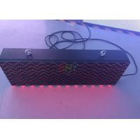 Buy cheap Pure Red LED Moving Message Sign / Text scrolling led display DIP546 from wholesalers