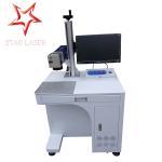 Buy cheap Fiber Laser Printing Machine For Led Light Housing, Laser Printer from wholesalers